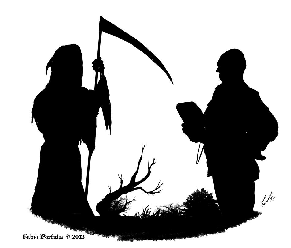 Silhouette Death