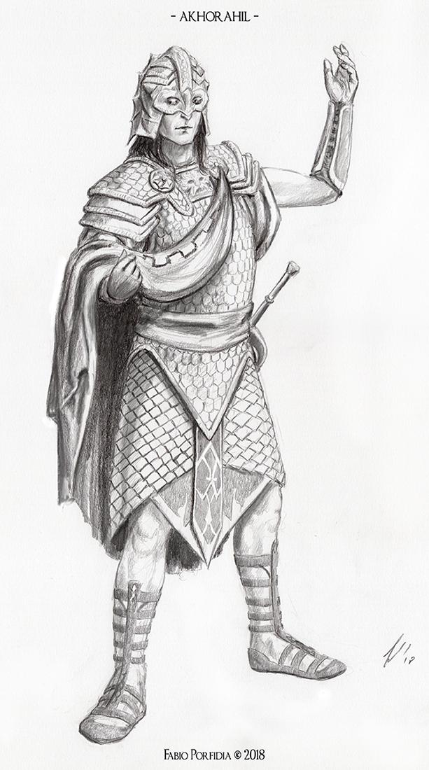 Akhorahil