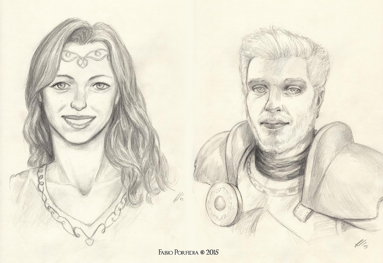 Jessica e Davide
