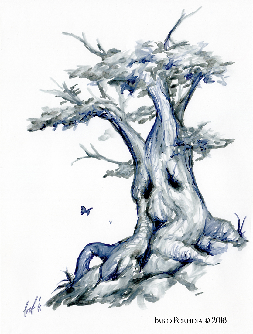 Albero Farfalla