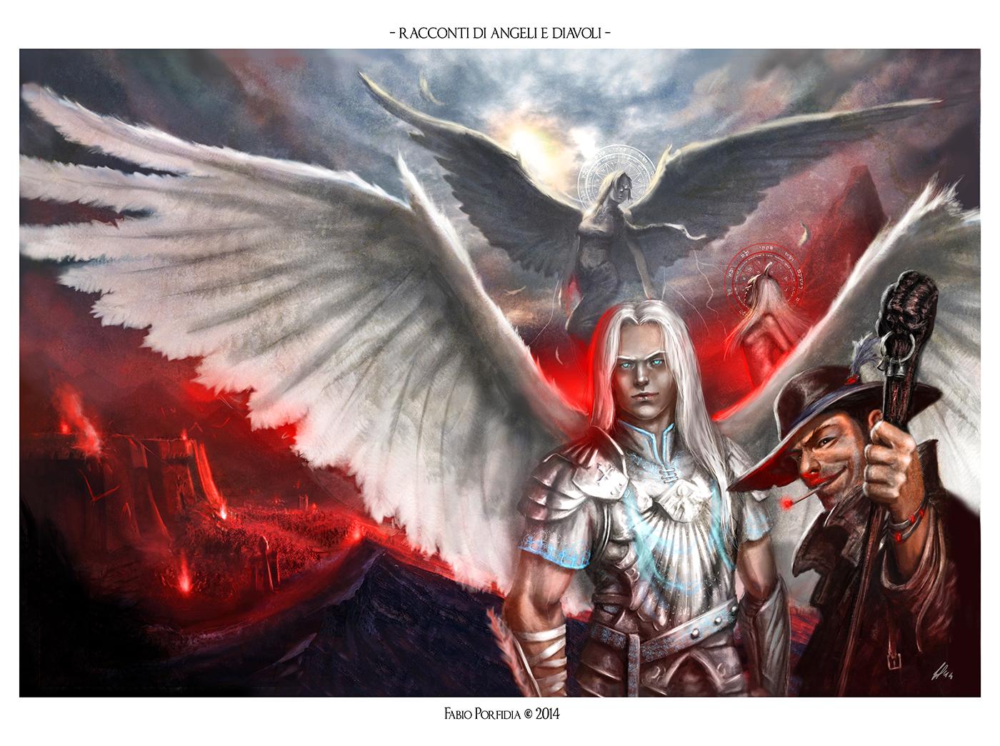 Racconti di Angeli e Diavoli