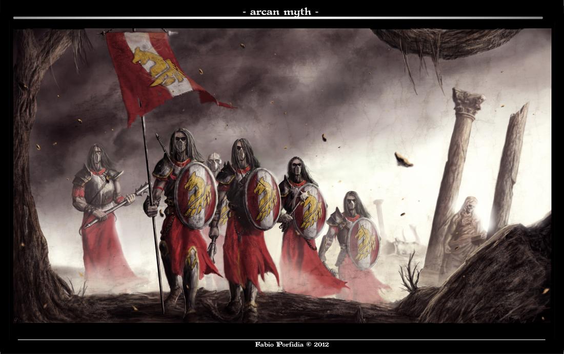 Arcan Myth