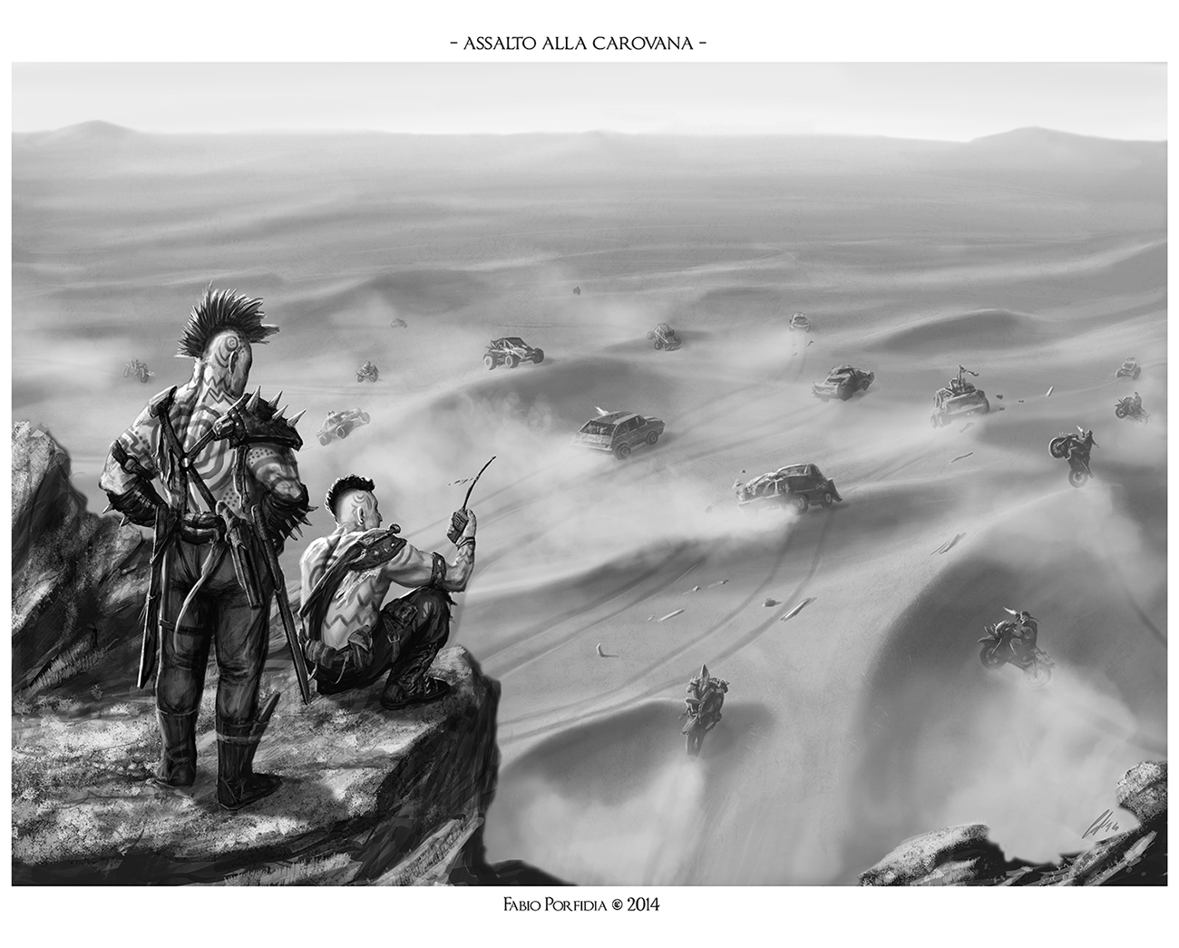 Assalto alla Carovana