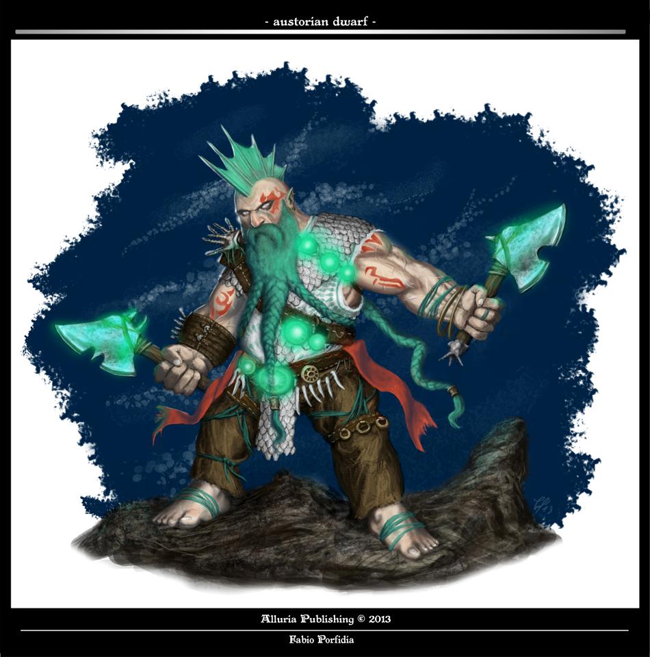 Austorian Dwarf