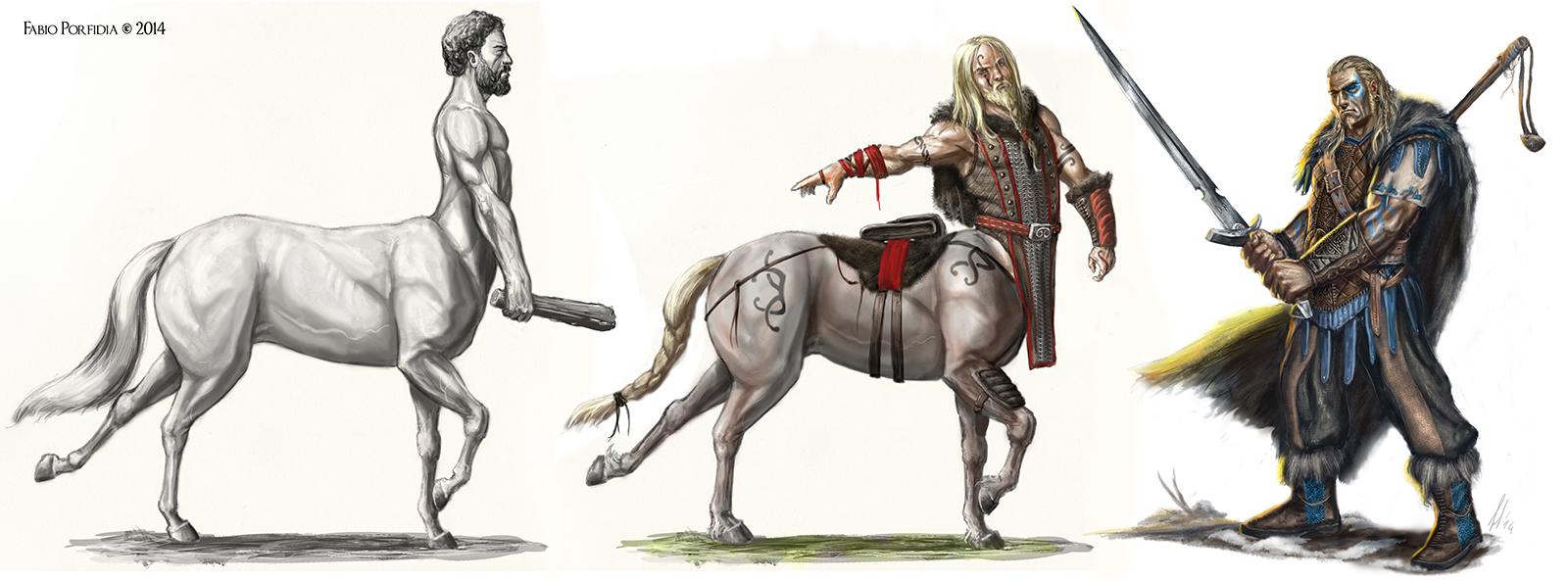 Centaur Studies