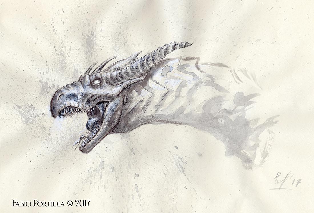 Dragonskizzo