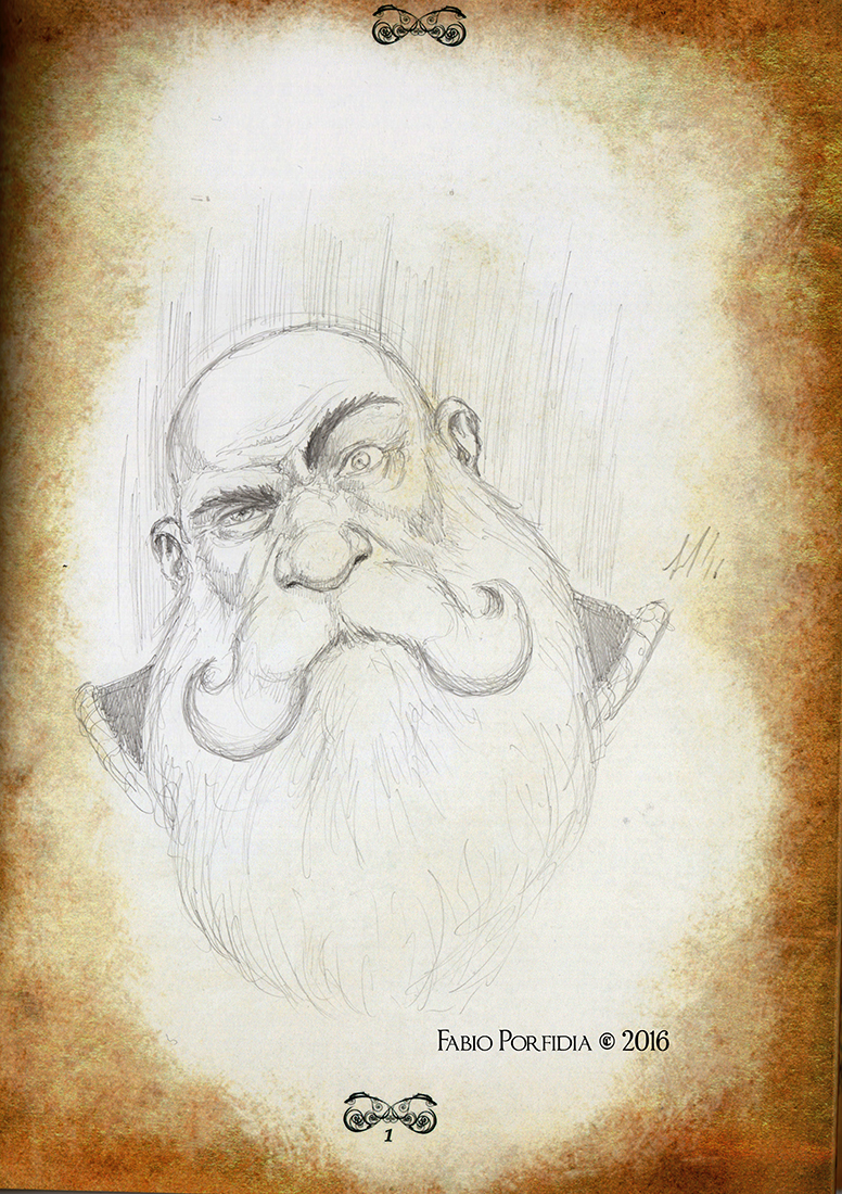 Dwarf Tolkien