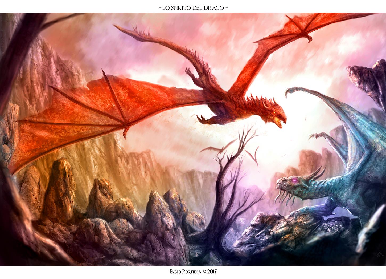 Le Guerriere Drago, Lo Spirito del Drago
