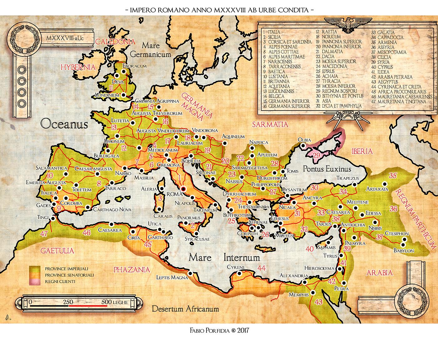 Gioco impero romano gratis