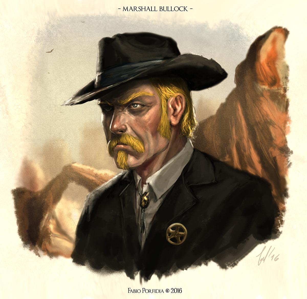 Marshall Bullock