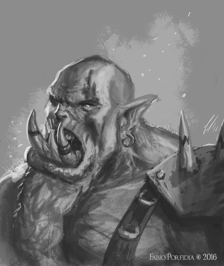 Orc Warcraft