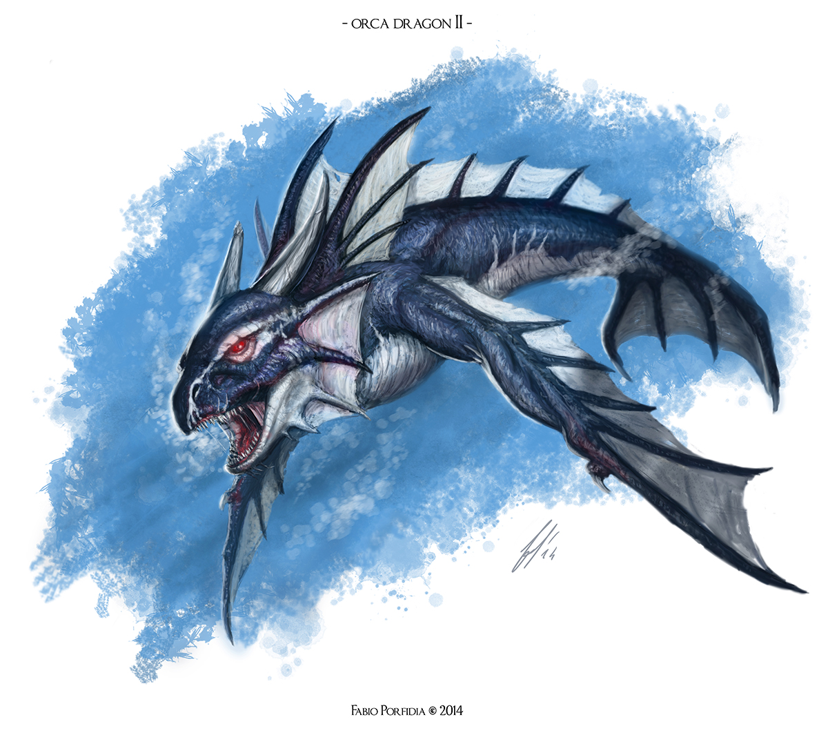 Orca Dragon II