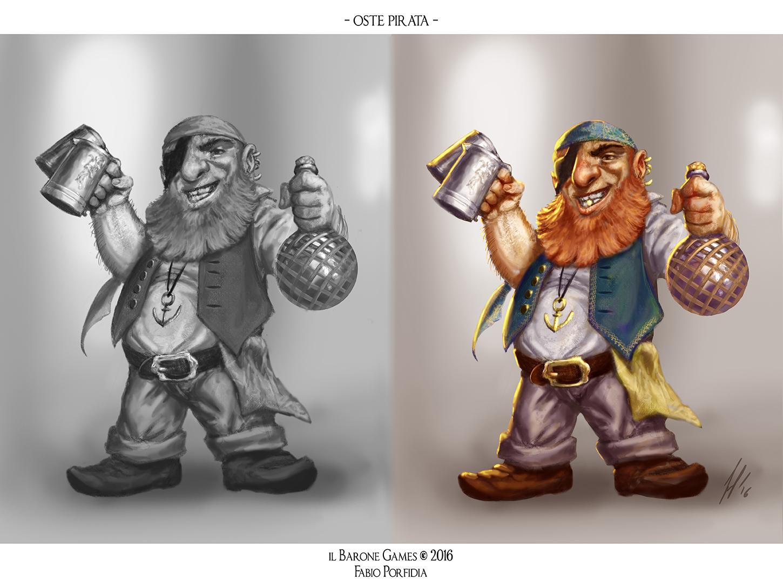 Oste Pirata