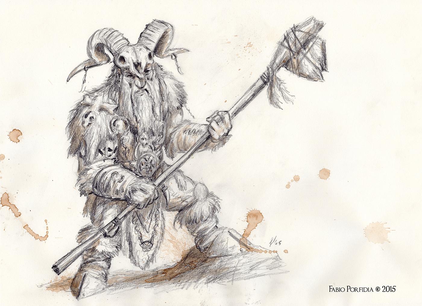 Savage Dwarf