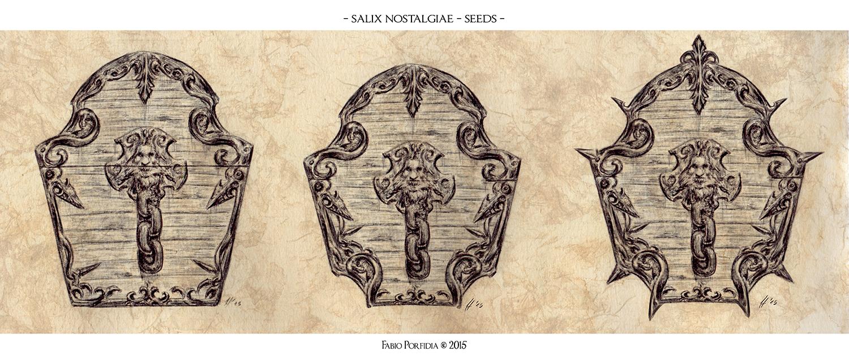 Salix Nostalgiae - Seeds