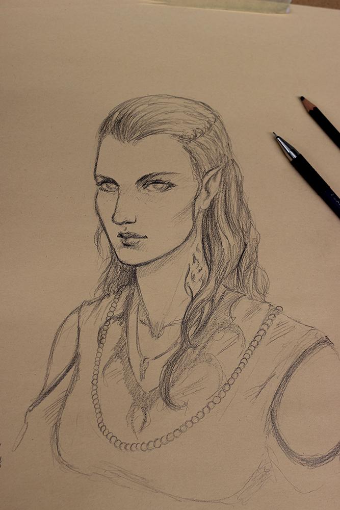Lady Elfica