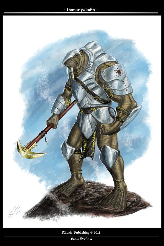 Thanor Paladin