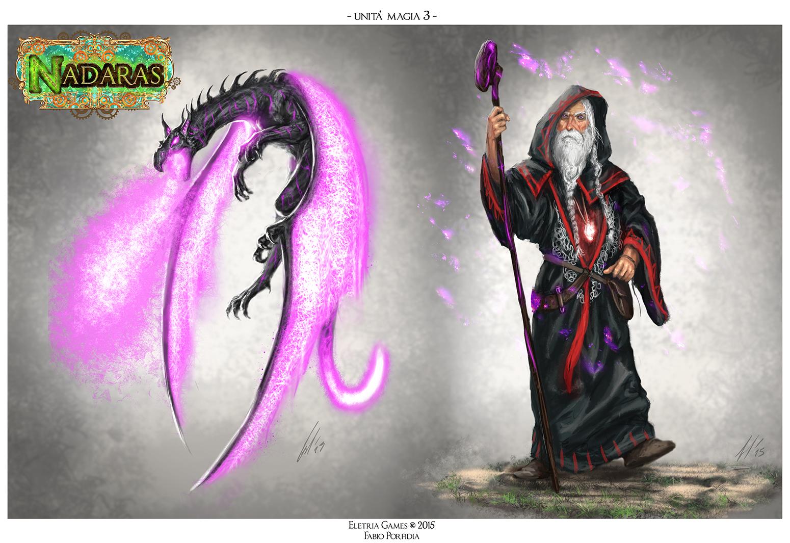 Nadaras Magic 3