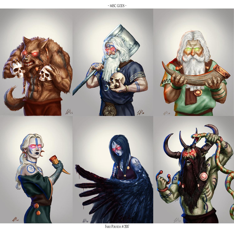 Misc Gods