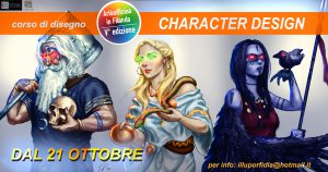 character design banner web