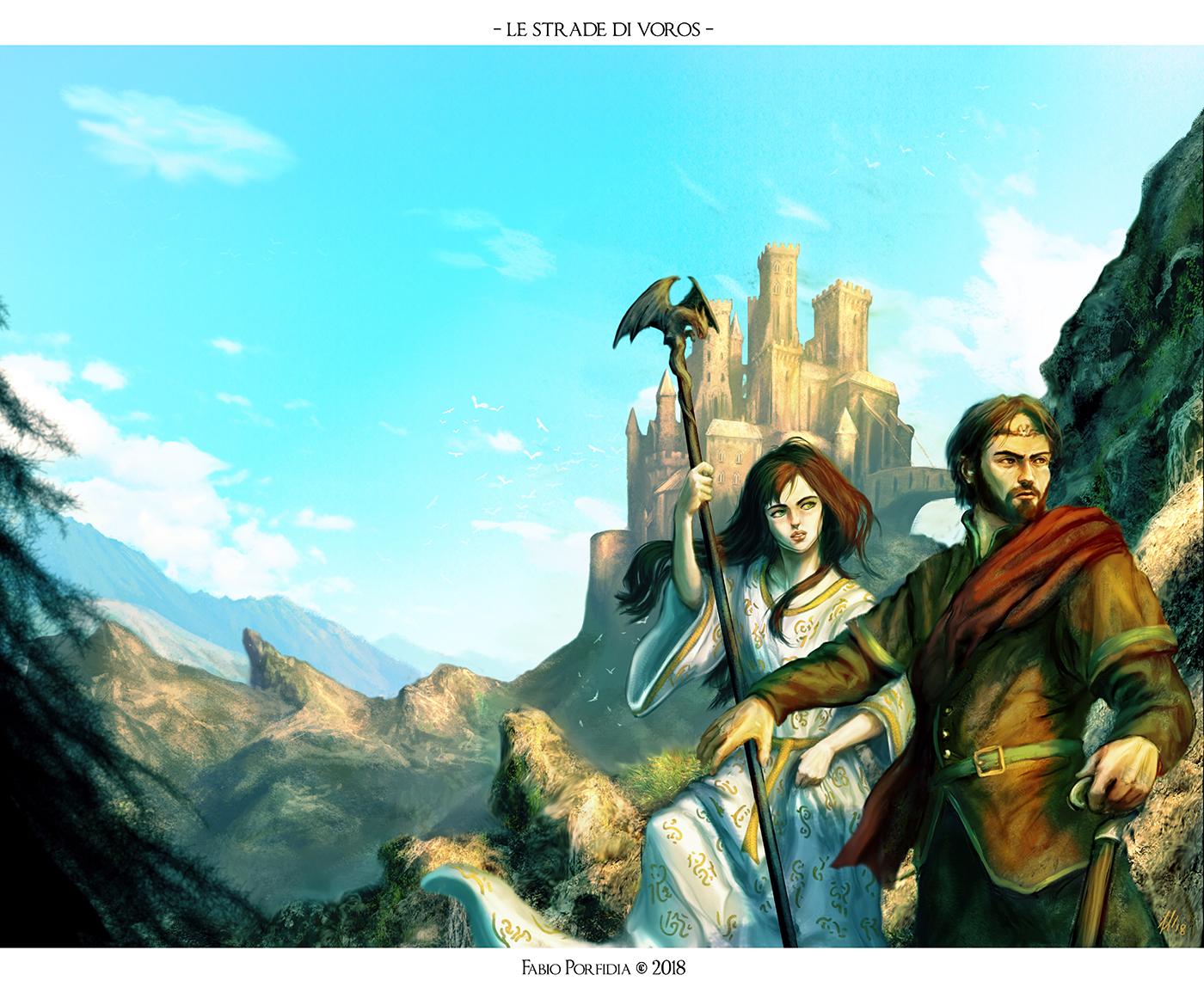I Due Regni, Le Strade di Voros