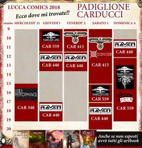calendario artbook web
