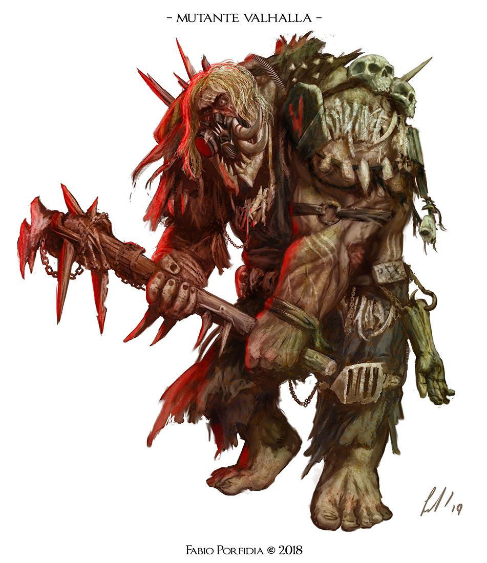 Mutante Valhalla