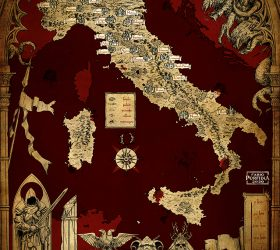 mappa codex venator